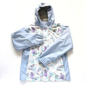 North Face Dryvent Girl's Rain Jacket XL 18 :191